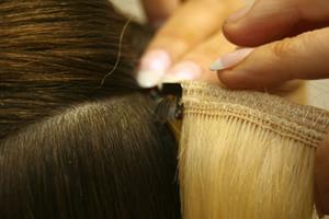 Extensions de Cheveux à Clips